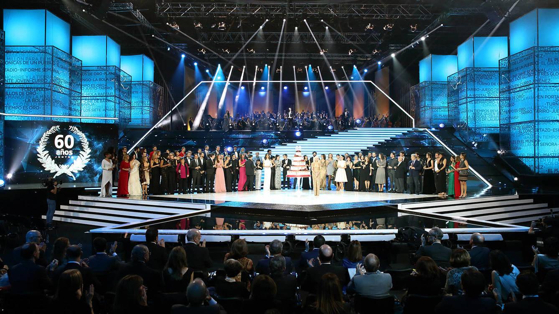 Gala 60 Años Juntos TVE