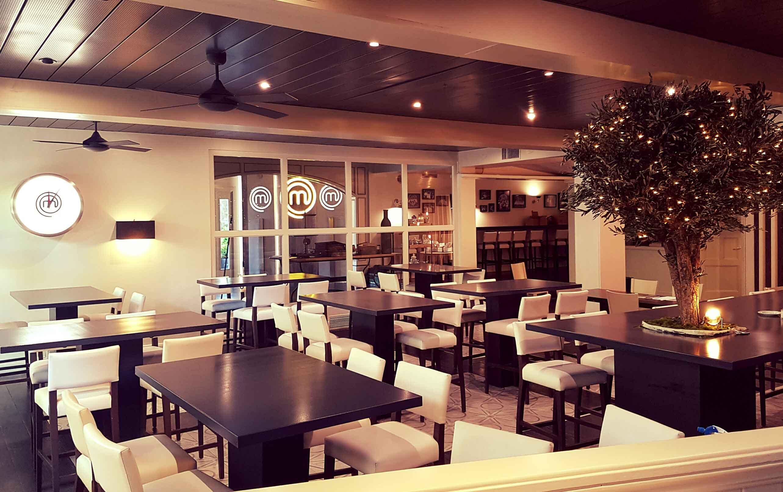 Iluminación Led - Restaurante MasterChef - LuzyLed