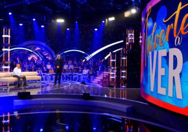Iluminación Led - Programa de Televisión Volverte a Ver - Luz y Led